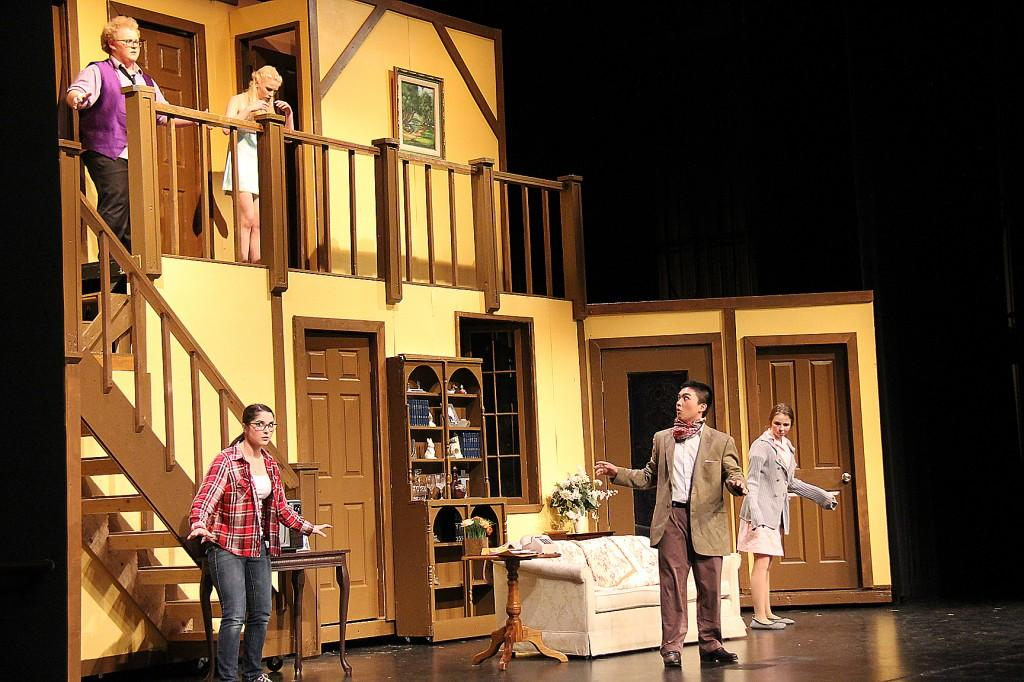Year's last production wins big with audience
