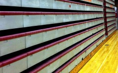 Broken bleachers bring snack restrictions in Terraceum