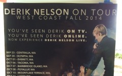 """Glee"" guitarist Derik Nelson to perform Friday at MTHS"
