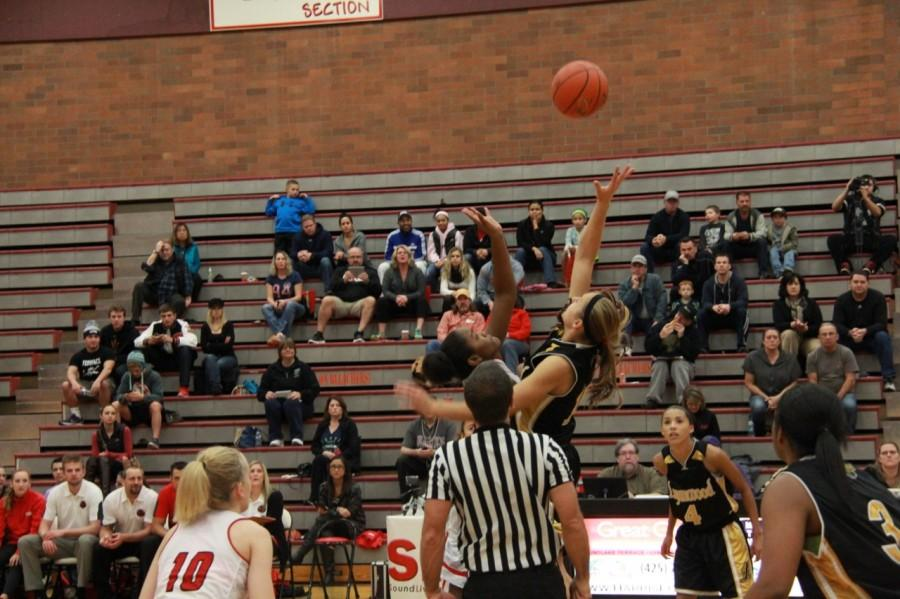 Lady Hawks' weaknesses exposed by the Royals in loss