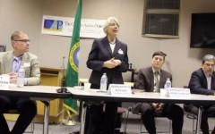 "Legislators talk education, taxes and more at the ESD's ""Evening with Our Legislators"""