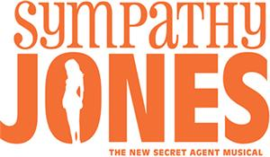 "The ""Sympathy Jones"" logo. The production is playing beginning Jan. 15."