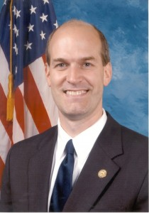 Congressman Rick Larsen, from Washington's second legislative district.